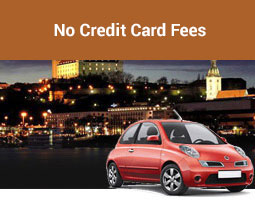 No credit card fees. Free cancellation